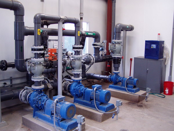 Fuel Station And Depot Installations Mechanica